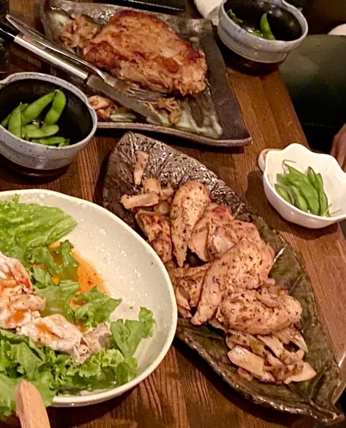ultrabar menu, cajun chicken
