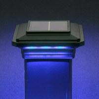 Solar Post Cap Light