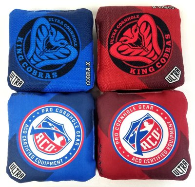 Ultra ACO Certified Cornhole Bags Professional Approved ACL