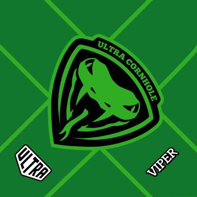 Viper Ultra Cornhole Bag with Speed Control