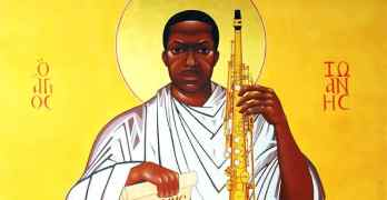 There's a Church That Worships the Gospel of John Coltrane