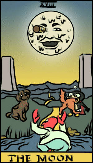 futurama-tarot