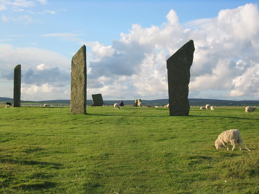 Megaliths Neolithic Orkney