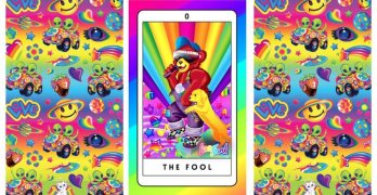 This Lisa Frank Tarot Deck is So Many Kinds of Perfect