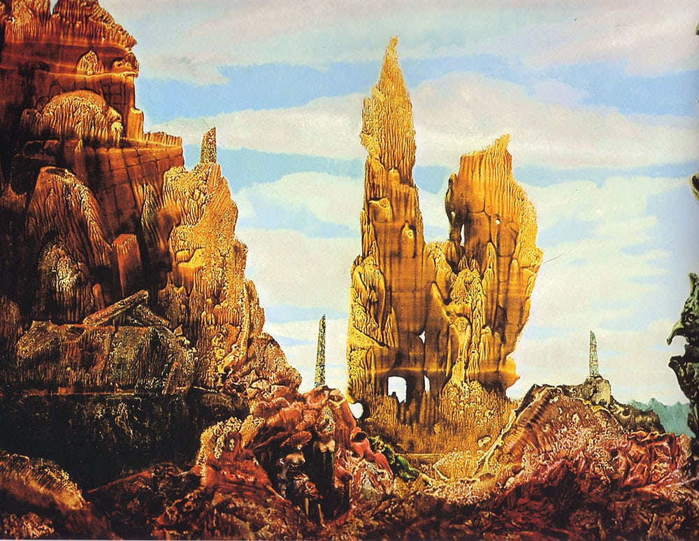 Max Ernst Europe After the Rain