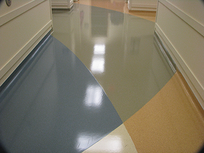 VCT Vinyl LVT and Linoleum floor finish  Ultra Durable
