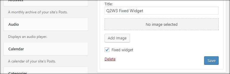 Q2W3 Fixed Widget - 47 Best WordPress Website Widgets to Make Your Website Feature-Rich - ULTRAdvice-min