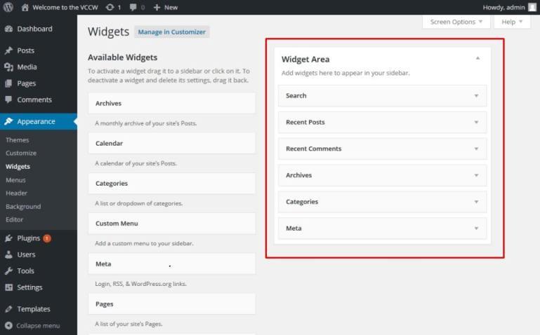 WordPress-Website-Widget-Sidebar-Section-ULTRAdvice