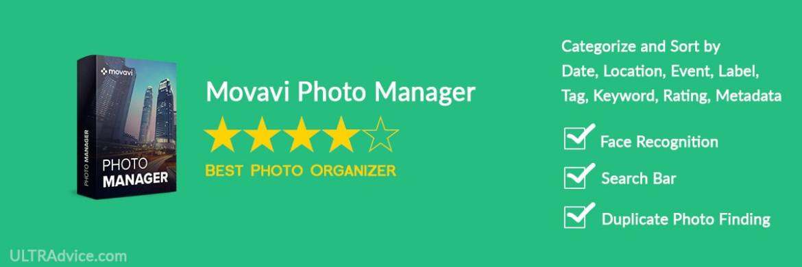 Movavi Photo Manager - Best Photo Organizing Software - ULTRAdvice.com
