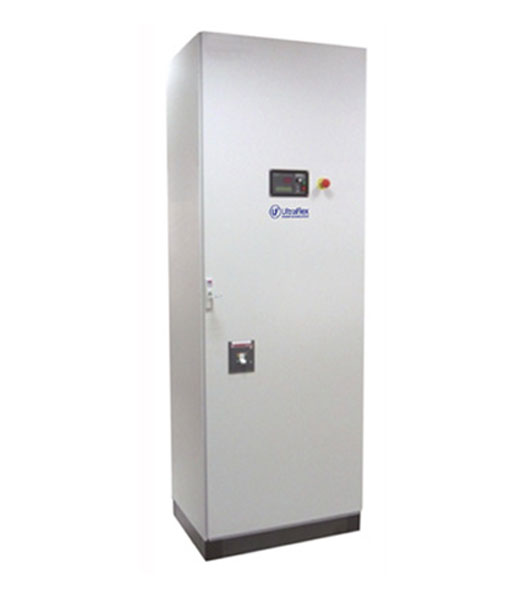 Ultraheat LN series are High Power Induction Heating Systems from Ultraflex Power Technologies