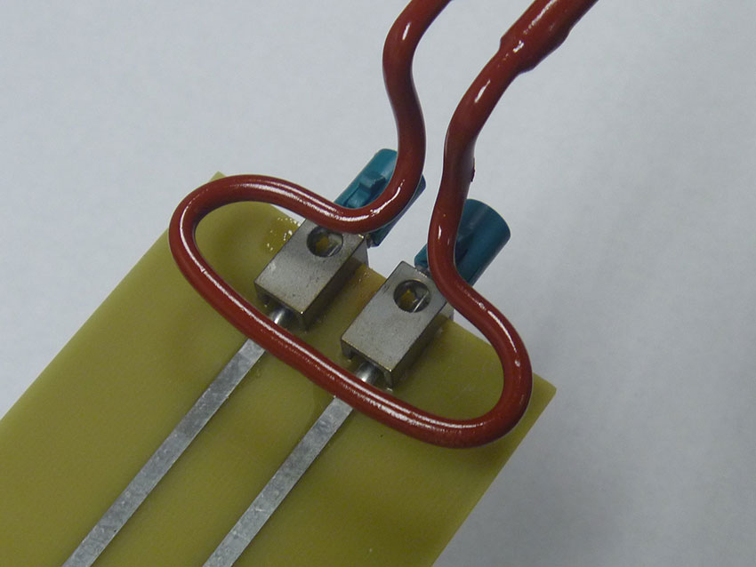 Induction Solderting Coil