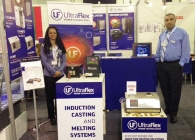 At Bursa, Turkey Ultraflex presented induction casting and induction melting systems for many induction applications.
