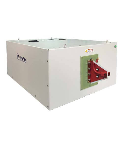 Induction heating UltraHeat station HS 200LF from Ultraflex Power Technologies