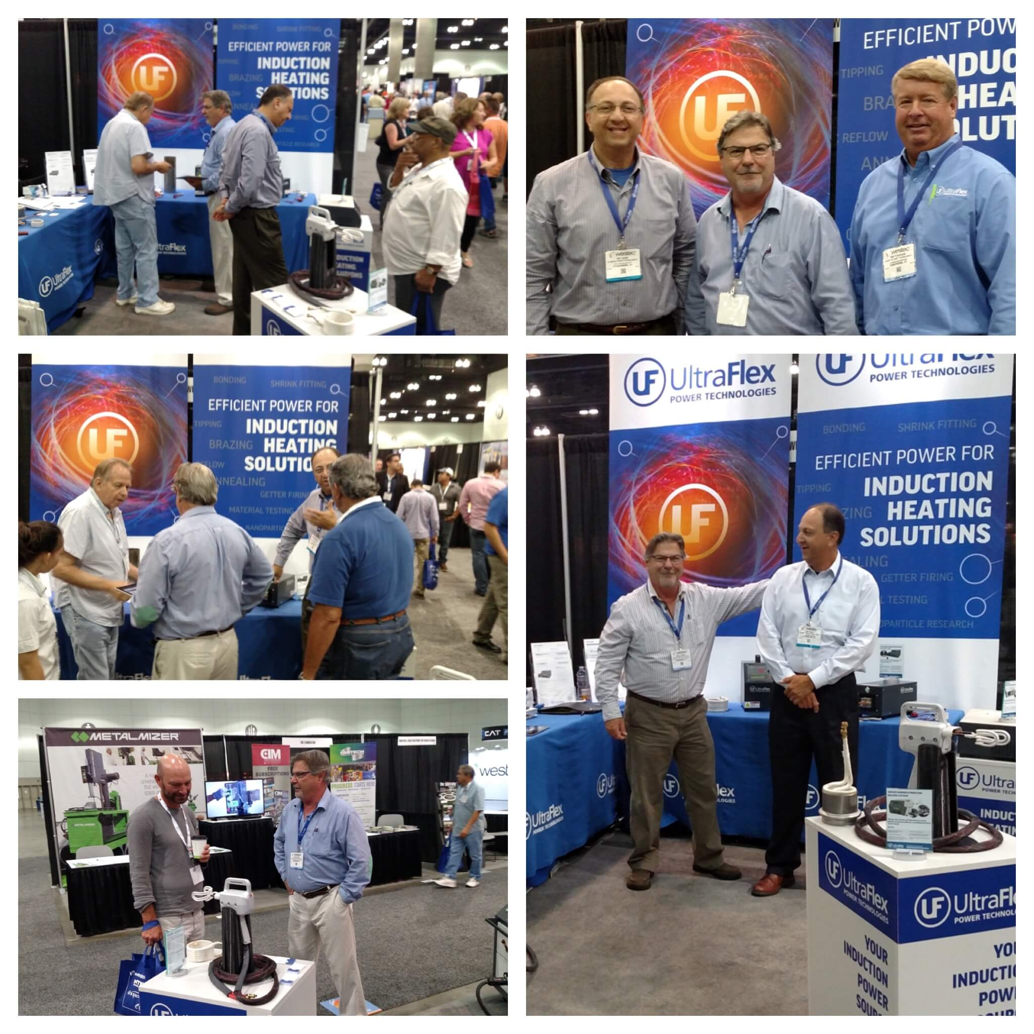 Ultraflex Team at Westec