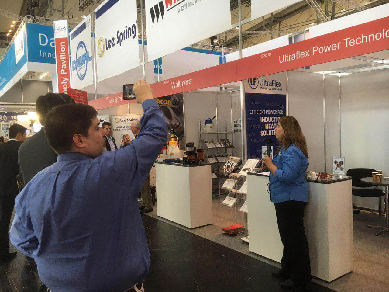 Guided Tours at Hannover Messe 2016