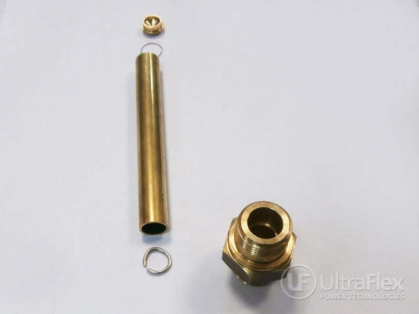 Induction Brazing of Brass