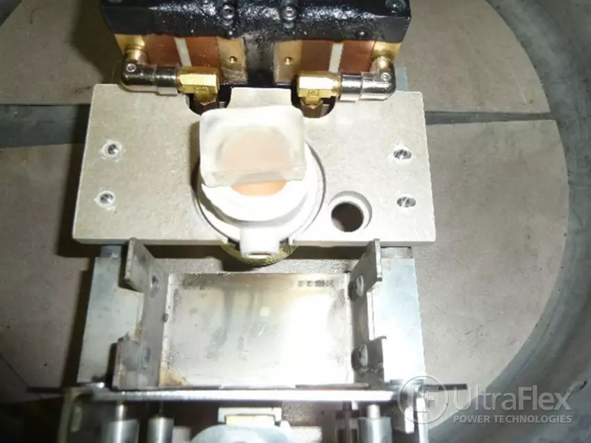 Induction preheating of glass for hot forming