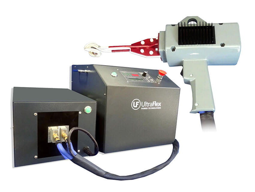 UBraze Handheld and Automation Brazing System