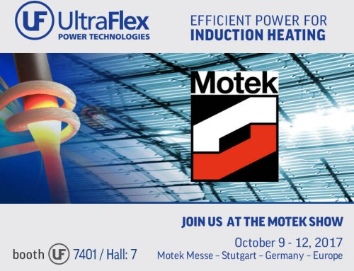 Join Ultraflex at Motek Messe in 9 – 12 October 2017 at Stuttgart Messe – Germany