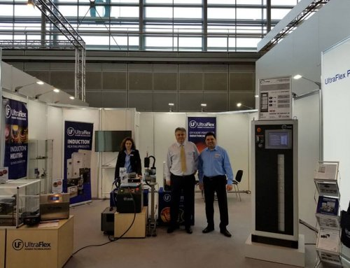 Join Ultraflex Power Technologies at the Tube Dusseldorf 2018 – Germany