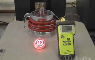 Heating water by using Induction