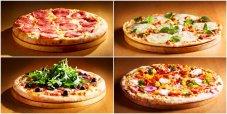 Forno a lenha dá mais sabor às pizzas