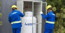 Segurança em gás GLP