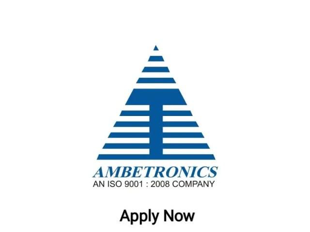 Ambetronics Engineering Pvt Ltd| Hiring BE/B Tech Diploma Electronic Telecommunication/Instrumentation Engineers