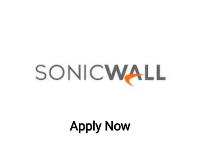 Sonicwall (mnc) Hiring BE/B.Tech Electronic Engineer