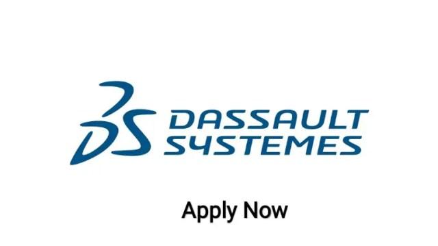 Dassault System Hiring| BE BTech|Mechanical Engineer