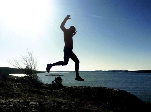 Att börja med ultralöpning ger hopp.