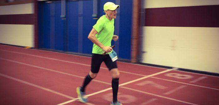 Segerintervju med Ivan Bretan efter 24-timmars på Personliga Rekordens Tävling