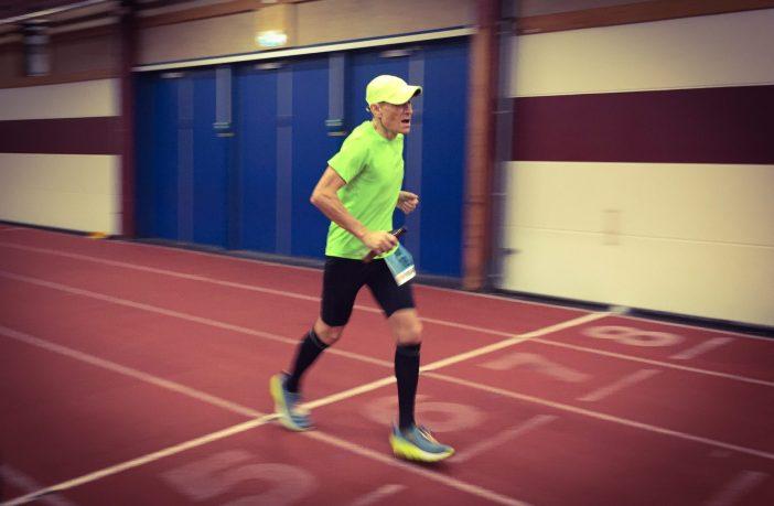 Ivan Bretan på Personliga Rekordens Tävling 2018