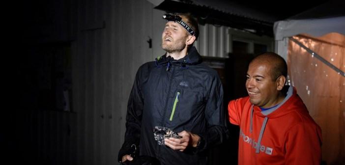 Segerintervju med Sebastian Pokorny, herrsegrare i TEC 100 miles 2019