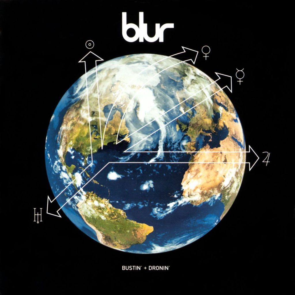 Blur Bustin Dronin
