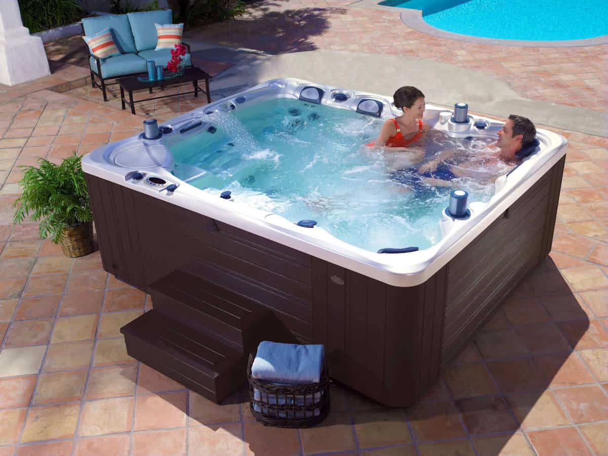 Jacuzzi Pool Test E500 Fitness Systems And Swim Spa Mid South Spas