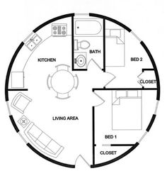 What About A Dome Modern Tiny House