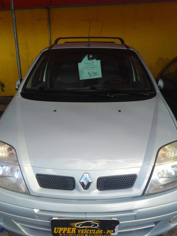 SCÉNIC 1.6 2006 COMPLETO 16900