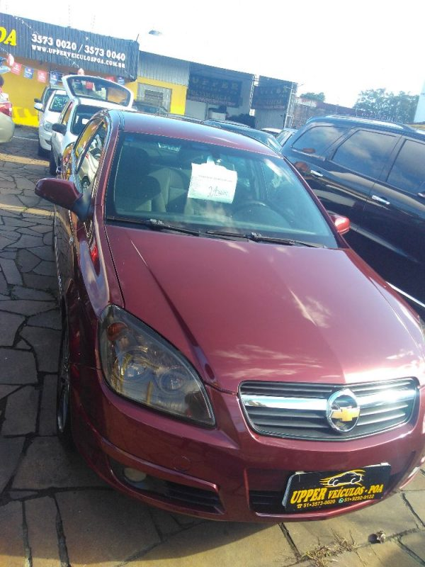 VECTRA EXPRESSION 2009 COMPLETO 23900