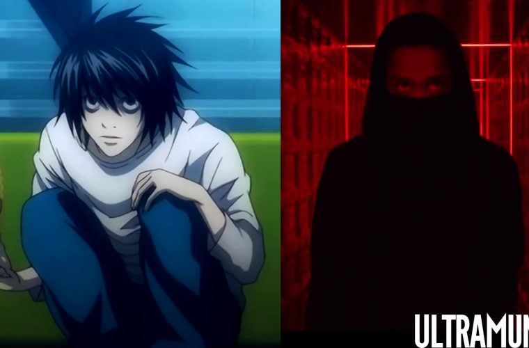 Image result for death Note L 2017