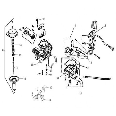 Large Atv Engine Go Kart Engines Wiring Diagram ~ Odicis