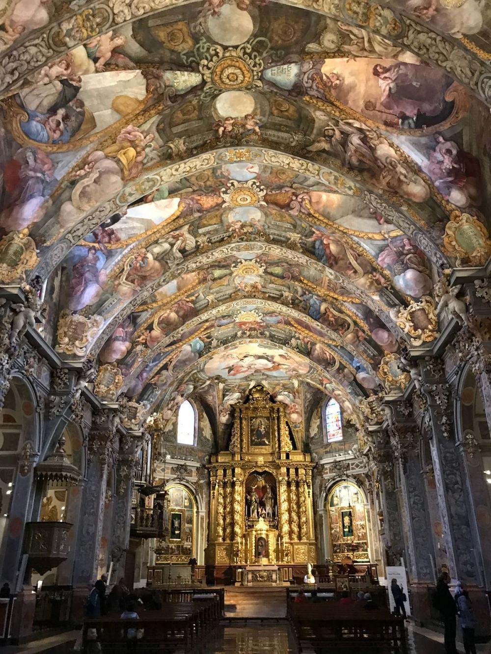 Iglesia de San Nicolas de Valencia, a Capela Sistina espanhola