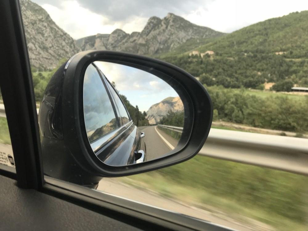 A beleza dos Pirineus já nos apaixona no caminho para Andorra