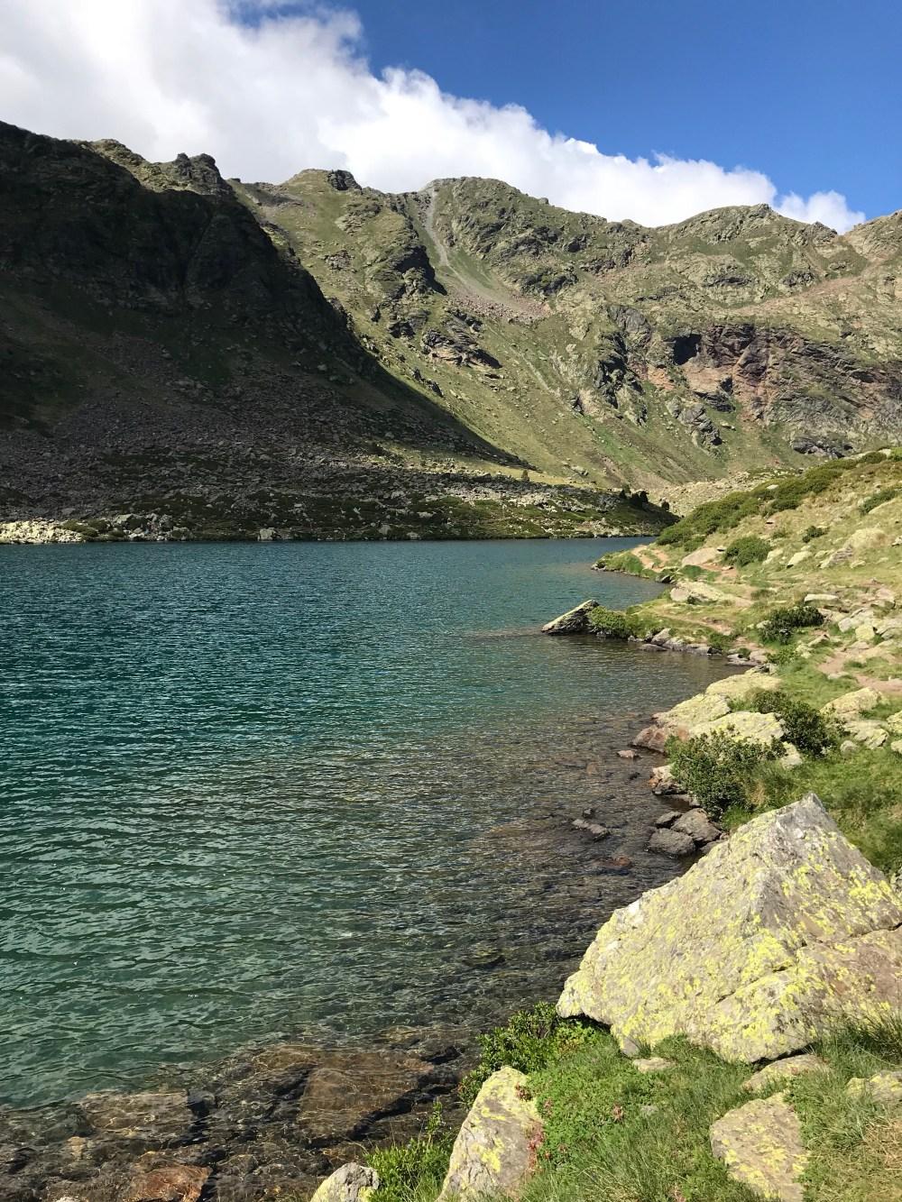 Olha só que maravilhosa essa água em Tristaina
