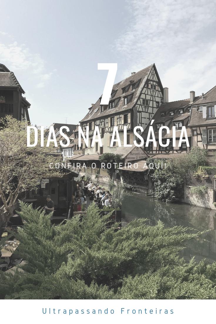 7 dias na Alsácia - Roteiro de viagem de uma semana