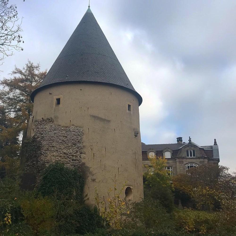 As sobreposições de épocas e estilos de Metz