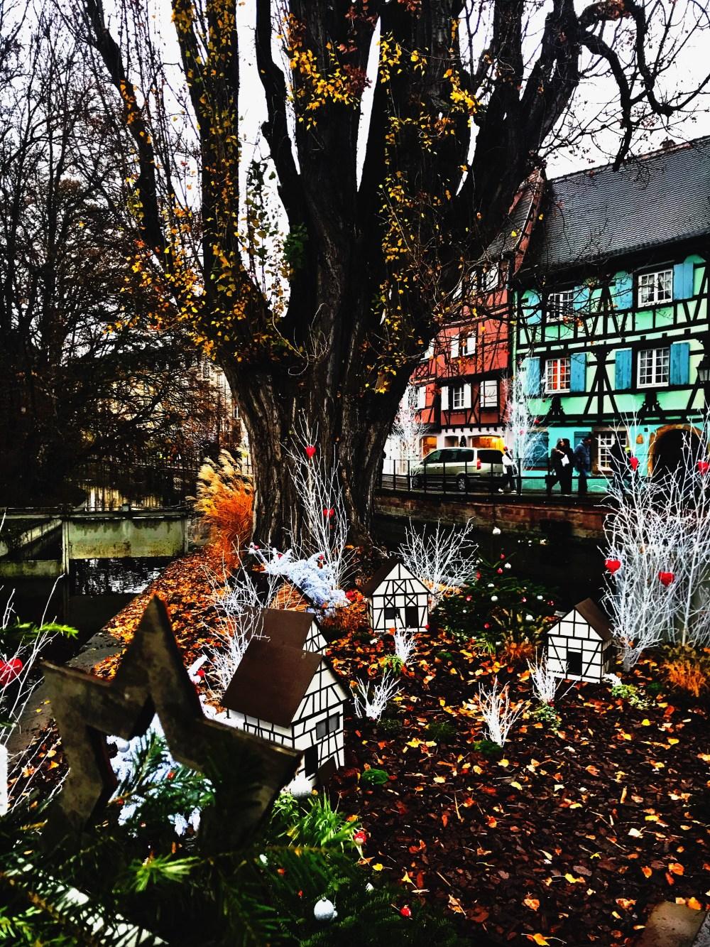 Natal até nos pequenos detalhes de Colmar
