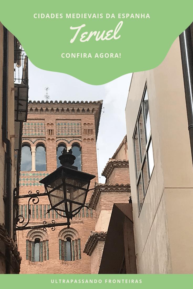 Roteiro de viagem a Teruel, na Espanha