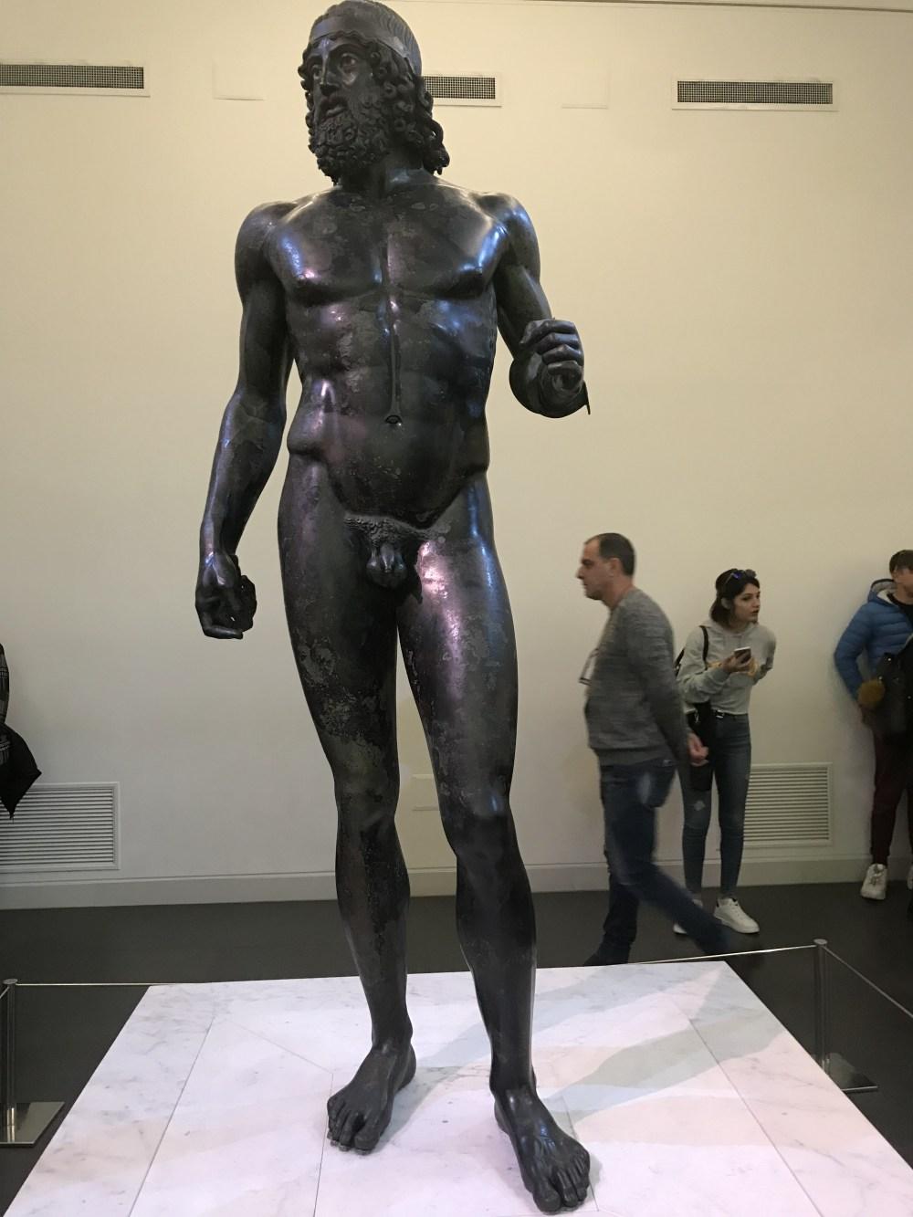 MuseoArcheologicoNazionale Bonzi della Magna Grecia - Bronzi de Riaci (MArRC)