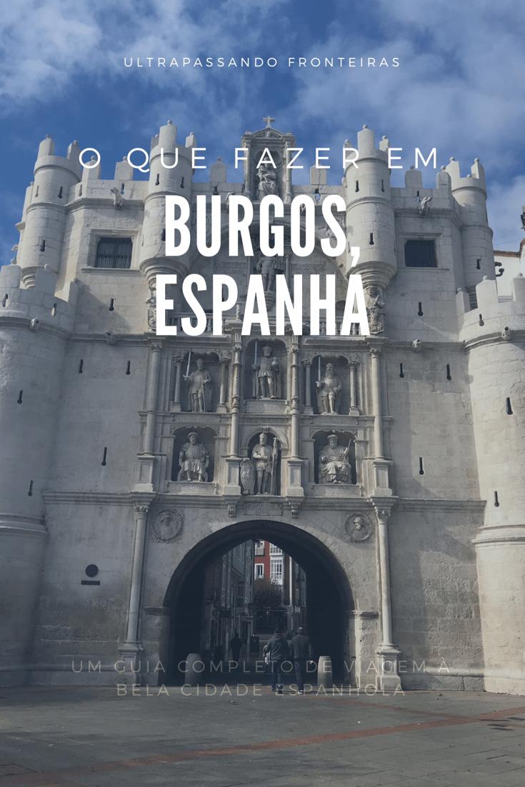 Roteiro de viagem a Burgos, Espanha